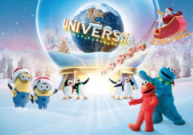 OCBC Mastercard® Exclusive Universal Christmas Experience in Resorts World Sentosa