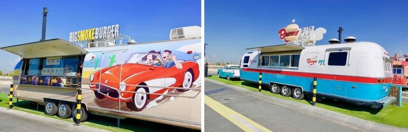 dubai food trailer park