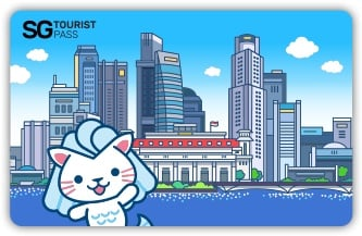 Merlion SG Tourist Pass