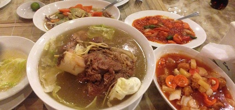 restaurants in cebu: kusina uno