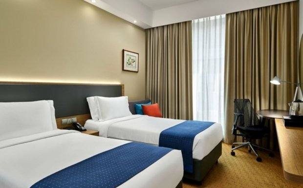 Up to 20% off Room Rates at Holiday Inn Express Singapore Orchard Road with HSBC Card