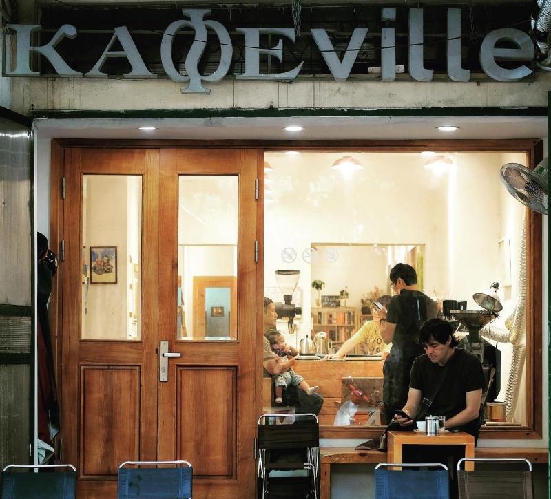 vietnamese coffee: kafeville