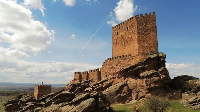 Zafra Castle, Spain