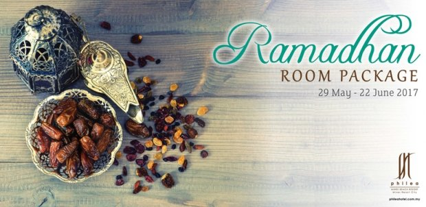 Book your Ramadhan Room Package 2017 in Philea Mines Beach Resort