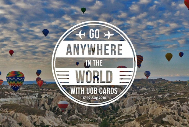 NATAS 2018 - Go Anywhere in the World with UOB Cards