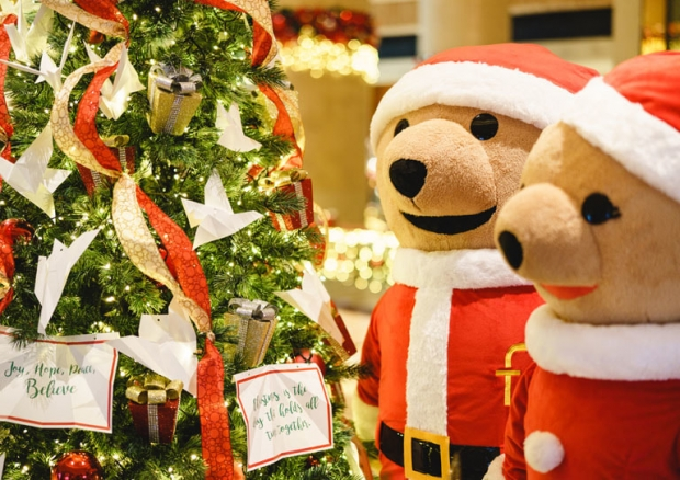 Holiday Cheer Package in The Fullerton Bay Hotel Singapore