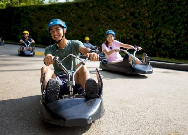 Save 10% on Skyline Luge Sentosa Rides with Citibank