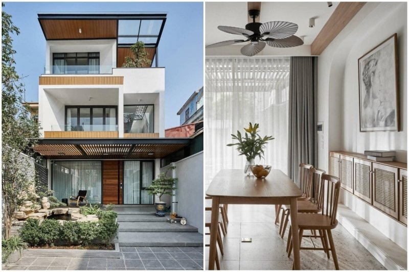 MUJI-Inspired Home in Vietnam