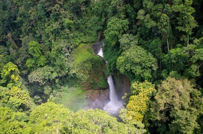 Seven Falls, Lake Sebu