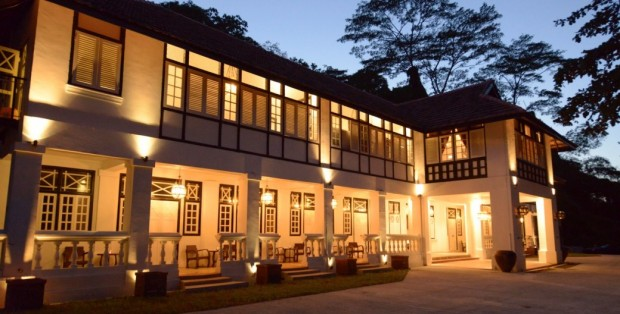 Staycation in Villa Samadhi Singapore with Complimentary Wine from MasterCard