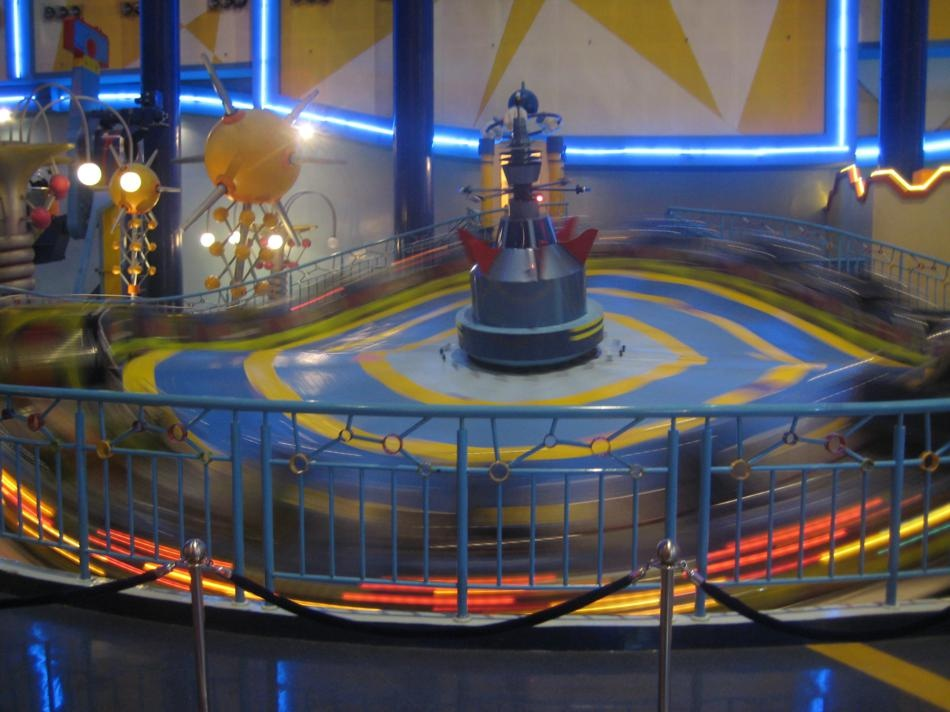 Kuala Lumpur theme park