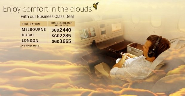 Travel in Style to Europe with Royal Brunei Airlines from SGD 2,285