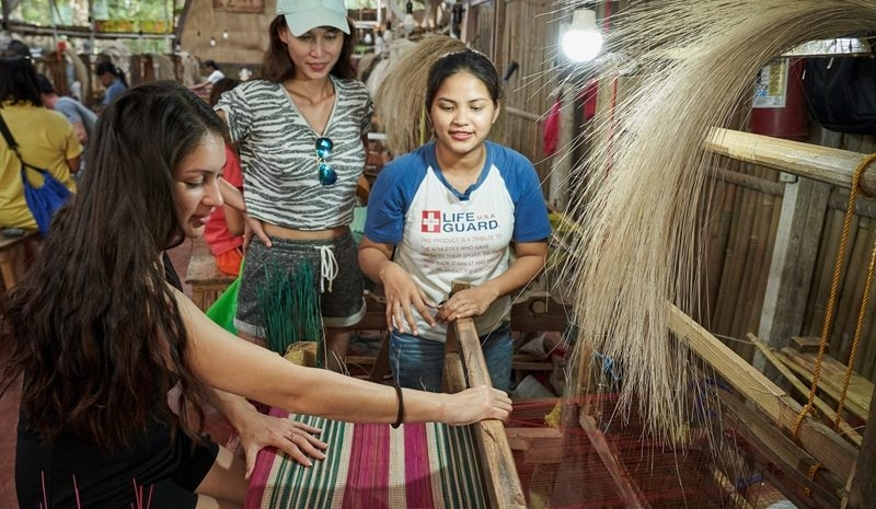 Binuatan Weaving Center