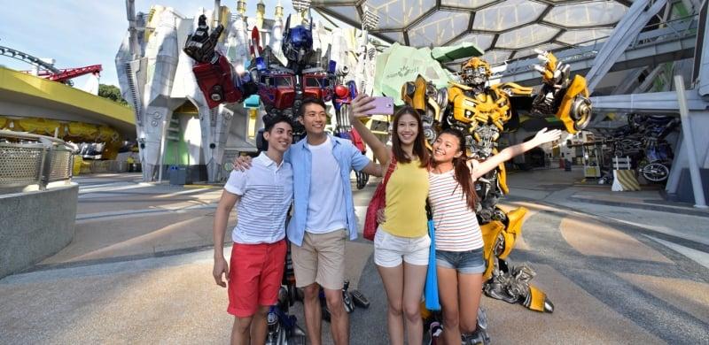 địa điểm cho gia đình ở Singapore