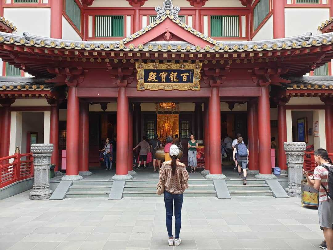 Chinatown - Buddha Tooth Relic Temple