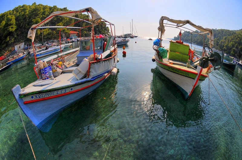 Greek Islands: Skopelos
