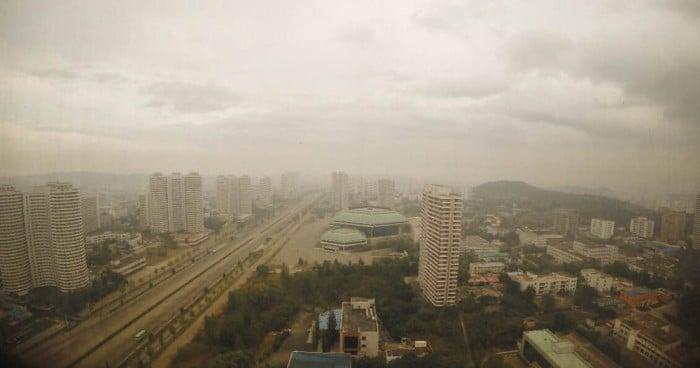 city of pyongyang