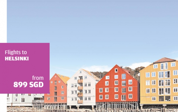 Experience Autumn in the Nordics with Flights on Finnair from SGD799