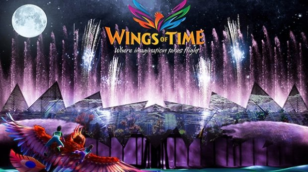 Standard Seat Admission from SGD9 (U.P. $18) in Wings of Time with NTUC Card