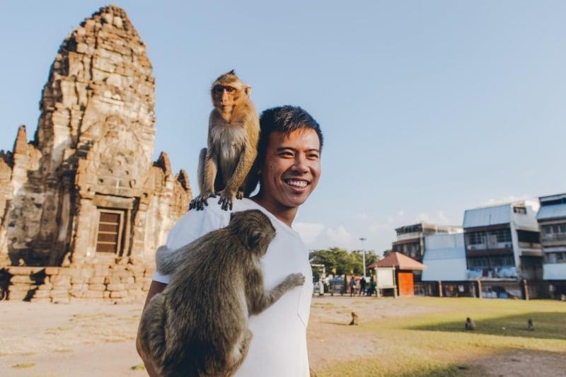 ayutthaya and lopburi budget itinerary