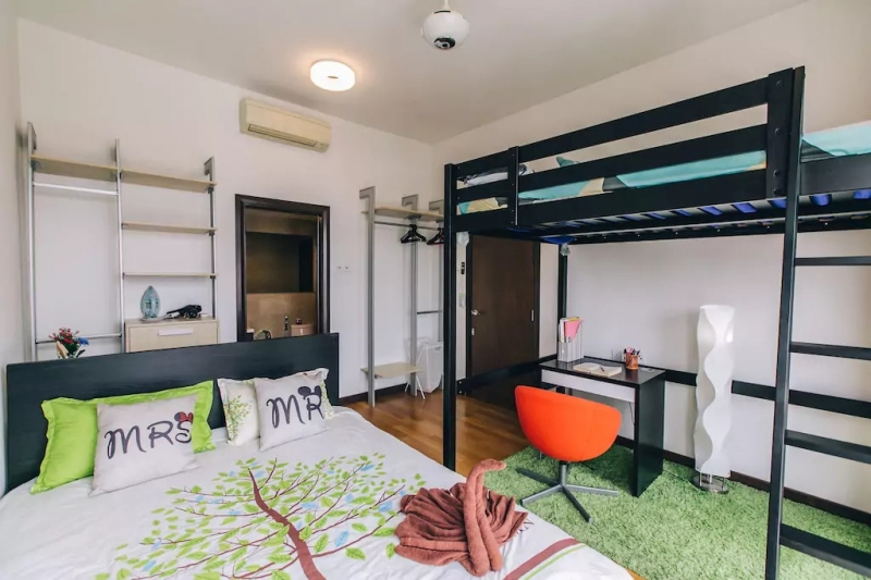 7 Affordable Airbnb Apartments in Kuala Lumpur With Great