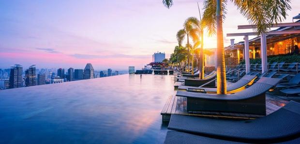 Season of Smart Savings - Stay at Marina Bay Sands from SGD379