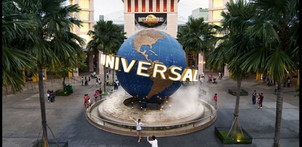 Universal Studios Singapore Adult One-Day Ticket with SGD5 Retail Voucher (min spend SGD35) at SGD75