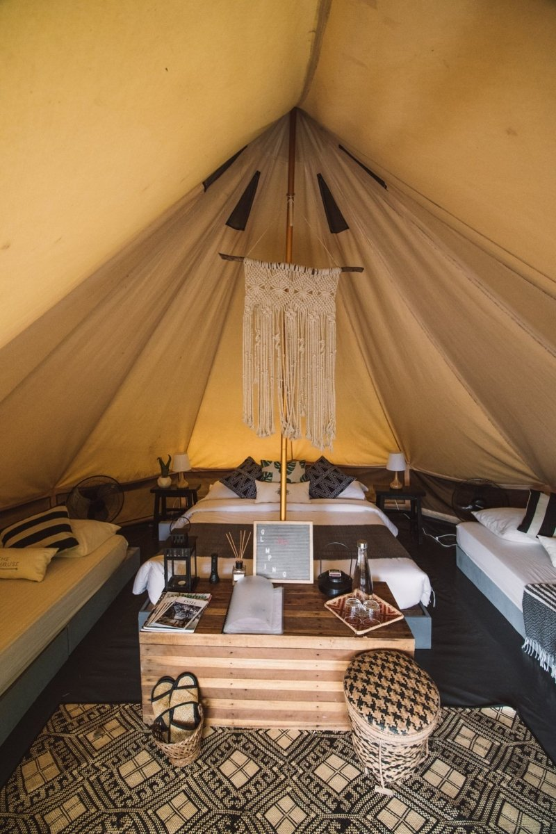 glamping philippines