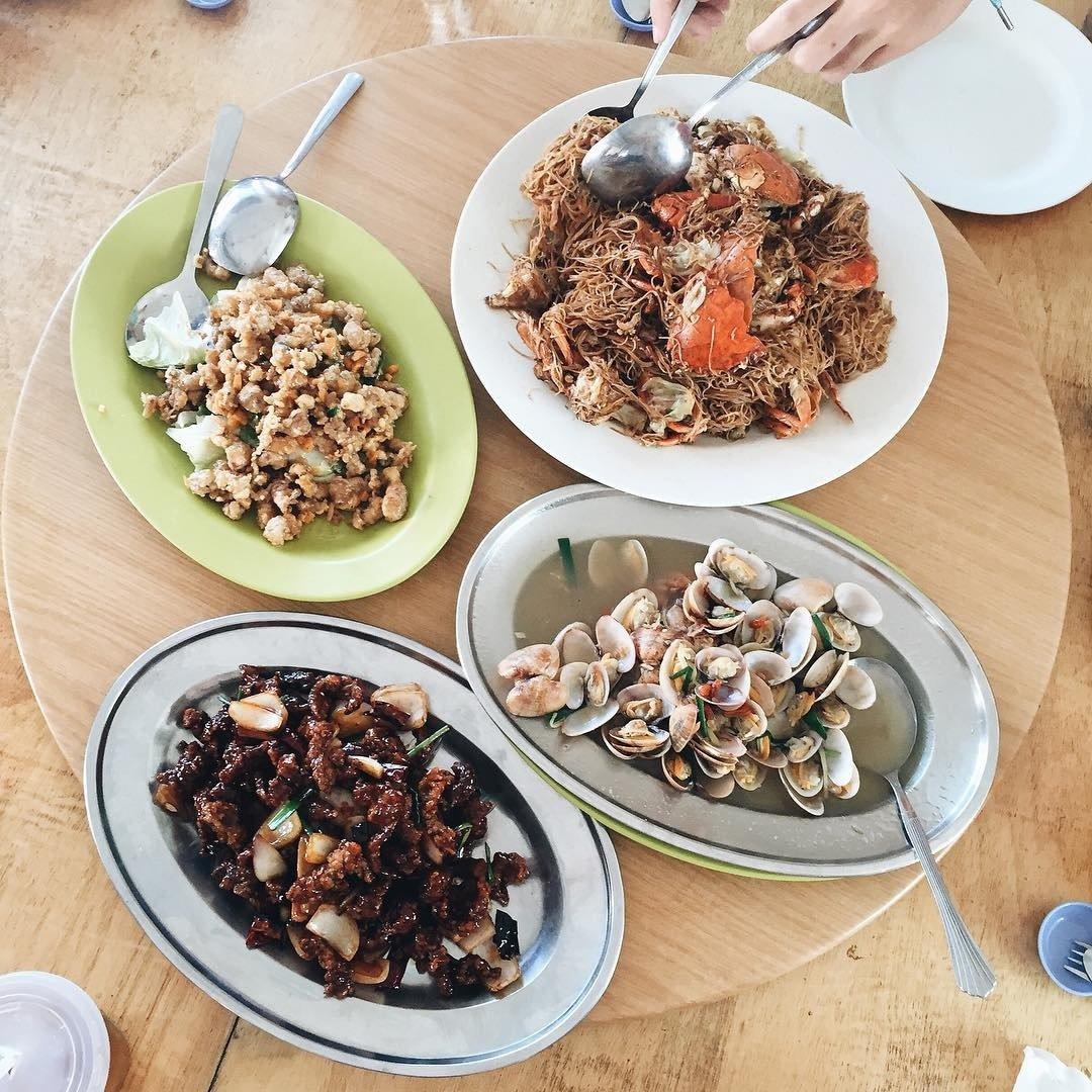 seafood sekinchan