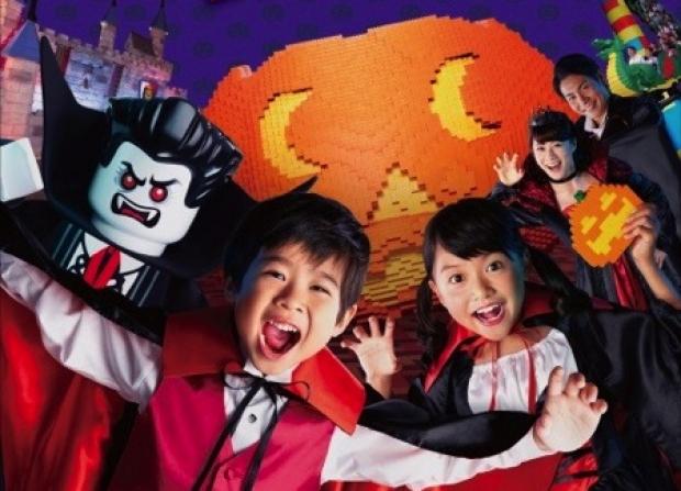 Kids Go FREE this Halloween in Legoland Malaysia