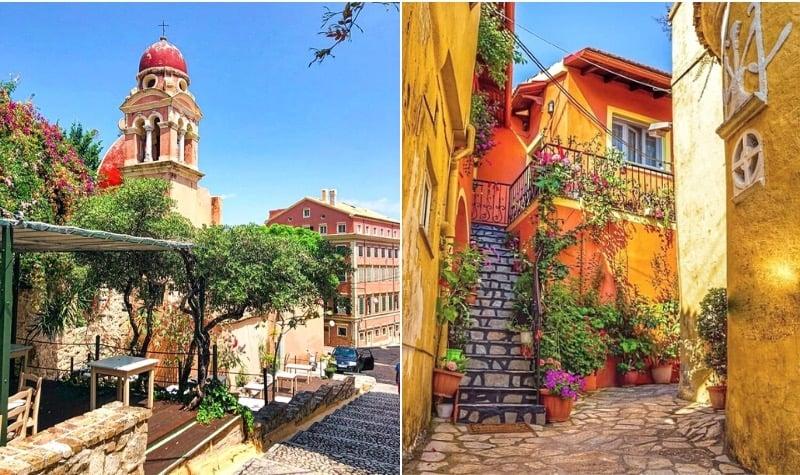 Greek Islands: Corfu