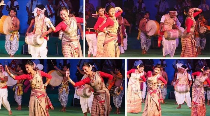 The Sangai Festival: Seven Dances of the Seven Sisters