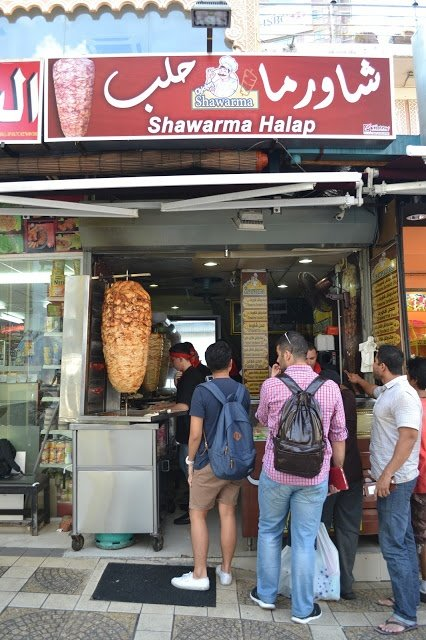Kuala Lumpur queueing