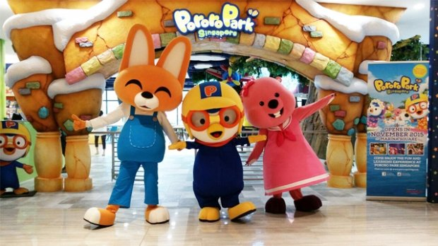 Special Rates in Pororo Park Singapore Exclusive for HSBC Cardholders