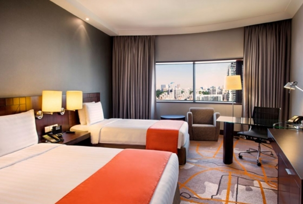 Stay at Holiday Inn Singapore Atrium at 20% Off with HSBC Card