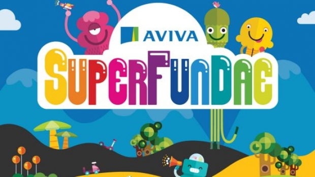 Aviva Superfundae in The Gardens by the Bay with 20% Off Tickets for Friends of the Gardens Members