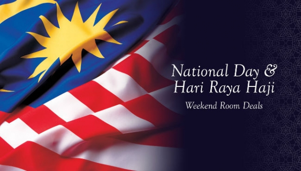Celebrate Malaysia National Day and Hari Raya in Hotel Equatorial Penang