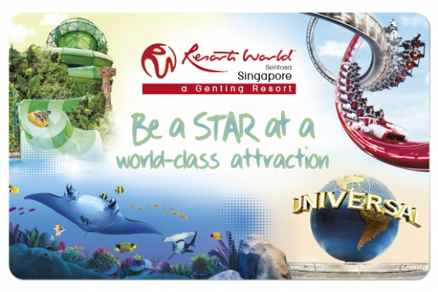 Awesome Promotion in Resorts World Sentosa with SG52 Promotion 6