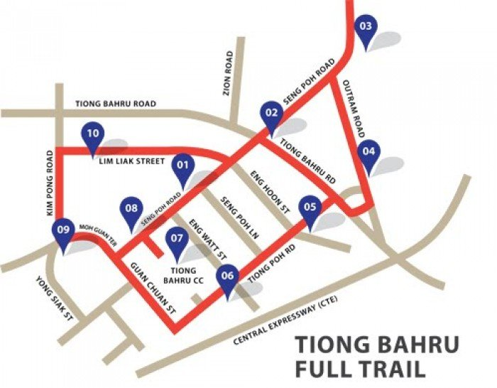 tiong bahru full trail