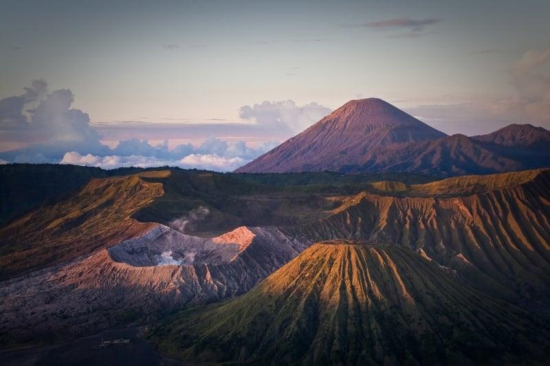 Núi Penanjakan, Java