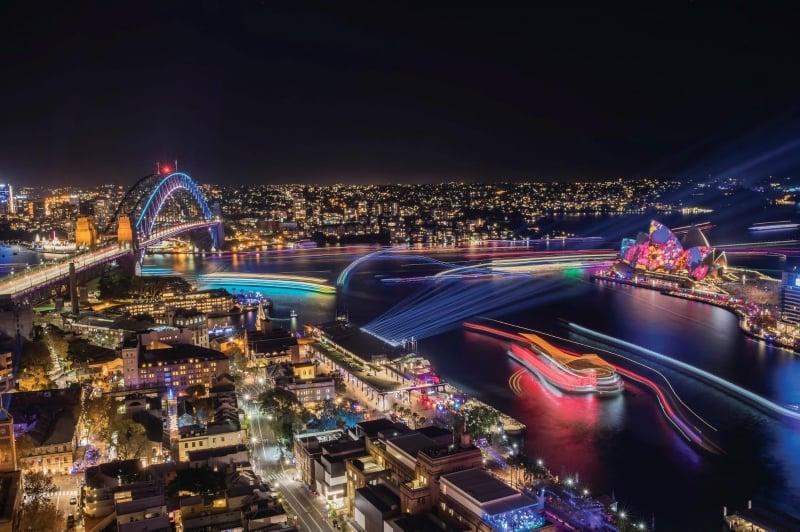 Lễ hội Vivid Sydney 2018