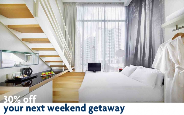 30% Off your Next Getaway with UOB Card and Millennium & Copthorne Hotels