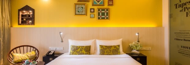 Made-in-Singapore Room – Live like a Local with Village via Far East Hospitality