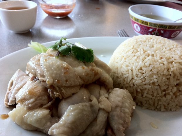Món ăn ở Singapore: Cơm gà