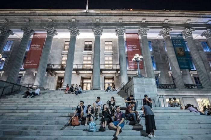 national gallery singapore free tour