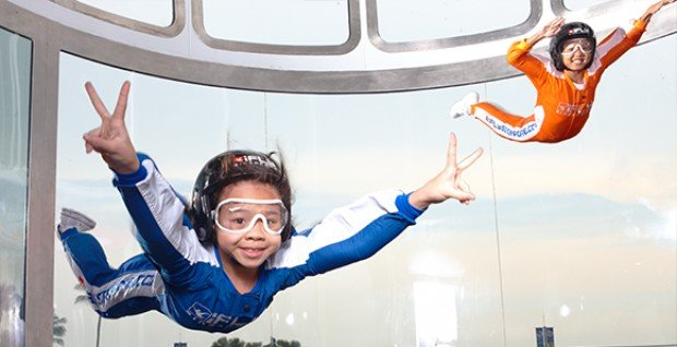 Enjoy iFly Singapore Experience from SGD65 for a Limited Time Only