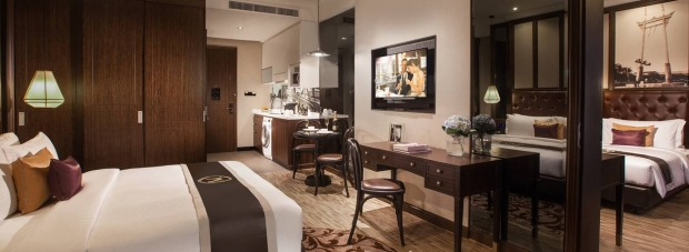 Enjoy a Complimentary Late Check-out on Your Stay in The Ascott Residence