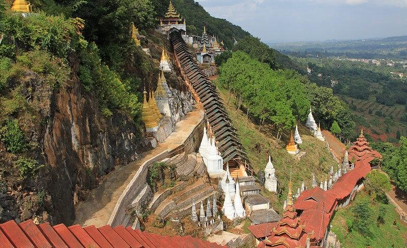 Myanmar Destinations: Pindaya
