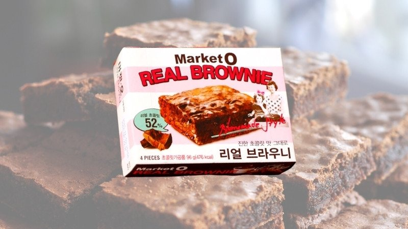 Orion Market O Real Brownie