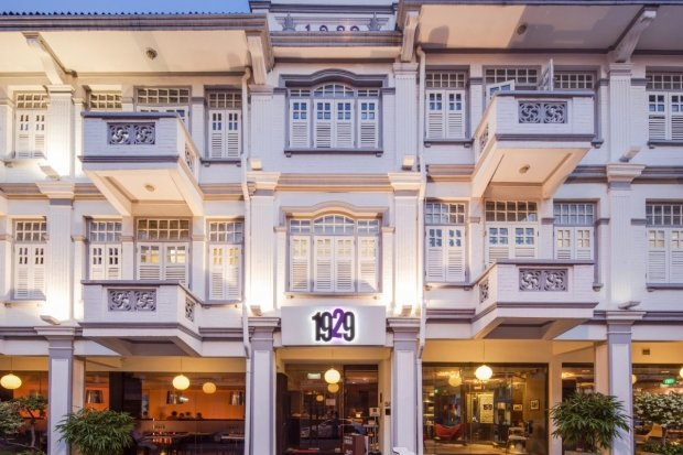 Early Bird Special in Hotel 1929 with 15% Savings